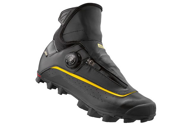 chaussures VTT hiver
