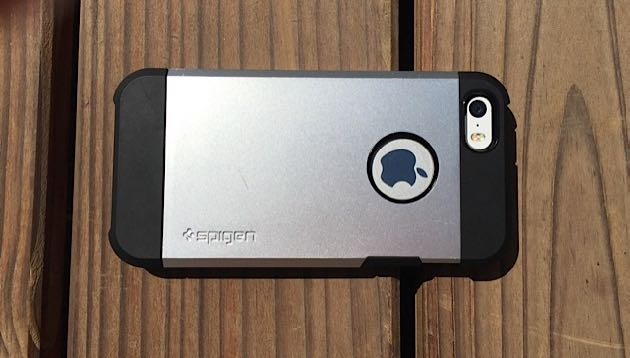 coque antichoc spigen tough armor 1