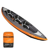 kayak gonflable 3 places itiwit