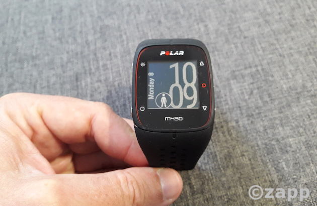 montre gps polar M430